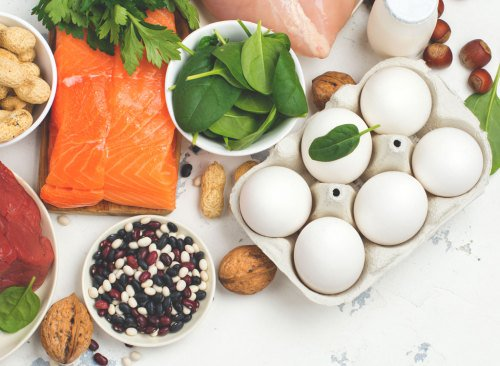 We ranked the 30 best high-protein foods for your metabolism. https://t.co/cdvmUXFilz