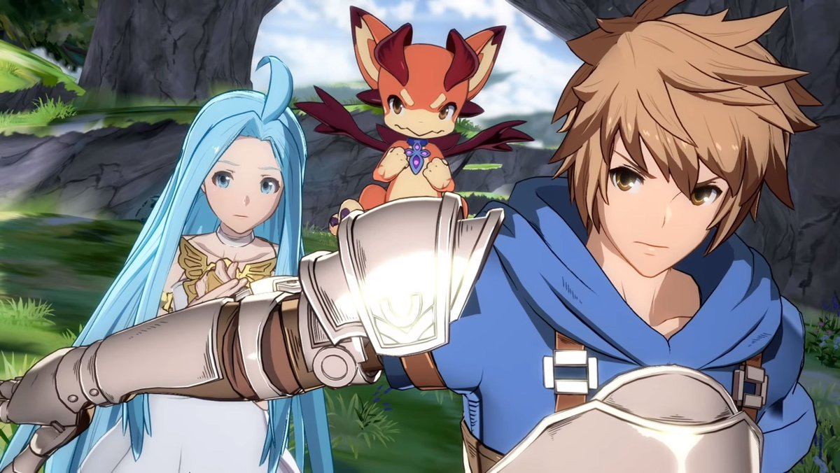 Granblue Fantasy Fighting Game Developed By Arc System Works Announced https://t.co/cpAdHWndGL