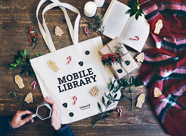 What do you get for the bookworm who has everything? The bookish gift that keeps on giving!  Our #UnboundReadingClub is now giftable! Give the gift of free postage for a year, a monthly free ebook and an awesome swag bag!  https://t.co/Qp5vWynkRY