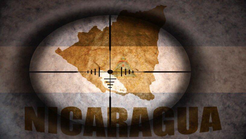 #Nicaragua en la mira del totalitarismo.  asediada por la intolerancia y la represión.  sin Navidad que celebrar.  nos duele, pero a la vez nos mueve a la esperanza de que sus gritos de libertad jamás los acallarán.  estamos con vos.