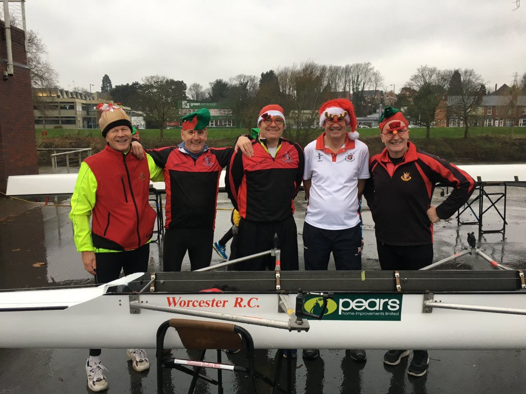 Merry Christmas to everyone at @pearshome improvements from all of us at #Worcester RC! Thanks for your spectacular support this season