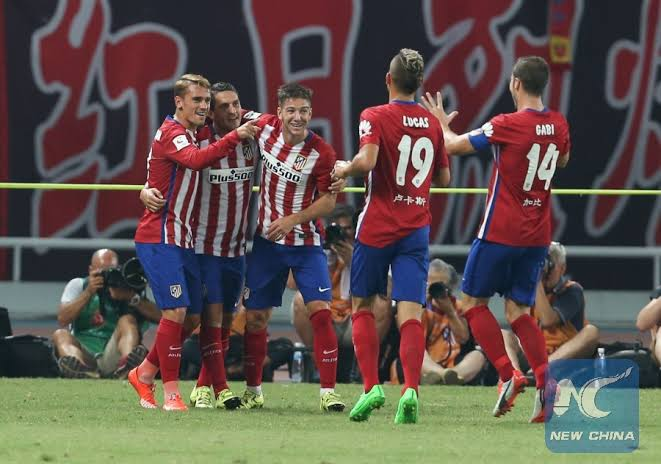 Laliga: Griezmann shines as Atletico Madrid record first away win since September http://dlvr.it/Qth13n  #News #Sport #AtleticoMadrid #Griezmann
