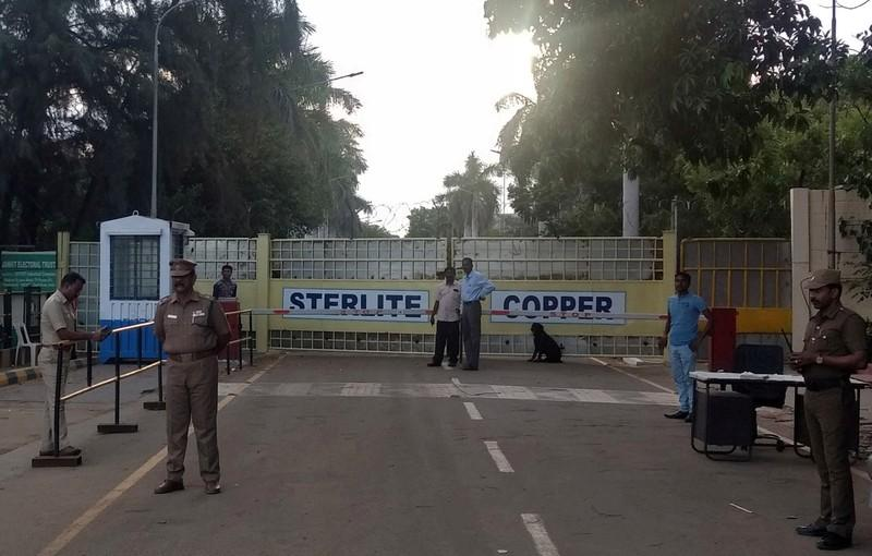Indian court clears way for reopening Vedanta copper smelter, state government to appeal https://reut.rs/2GiGEV8
