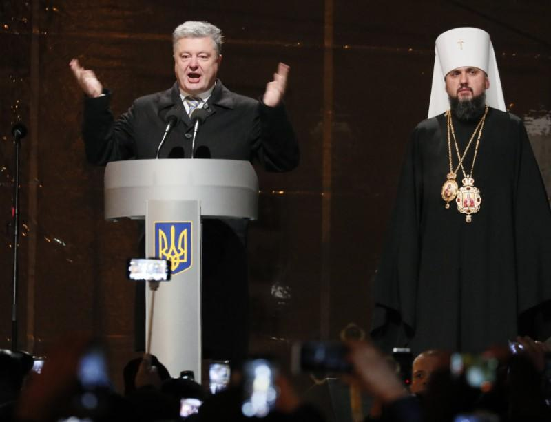 Ukraine's President names leader of new church in split from Russia https://reut.rs/2QZ3llm