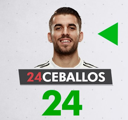 70 | 1-0 | 🔁 First change of the night as @marcoasensio10 is replaced by @DaniCeballos46. #RMLiga