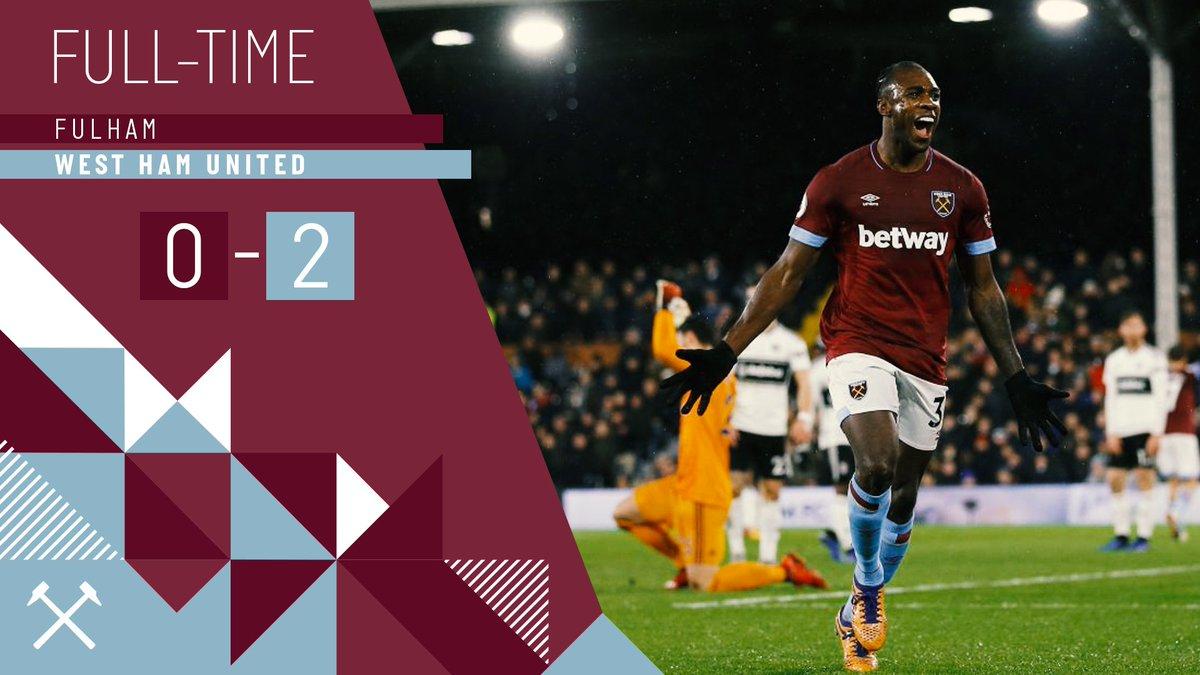 West Ham sigue con su racha