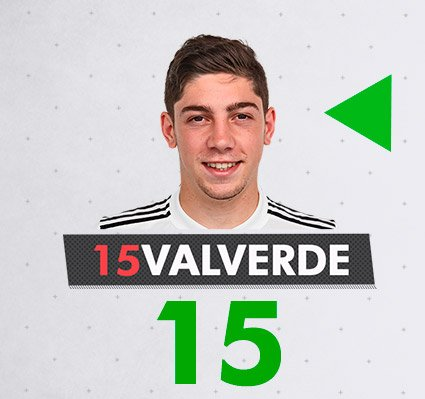 90+1 | 1-0 | 🔁 Final change as @fedeevalverde replaces @lukamodric10. #RMLiga