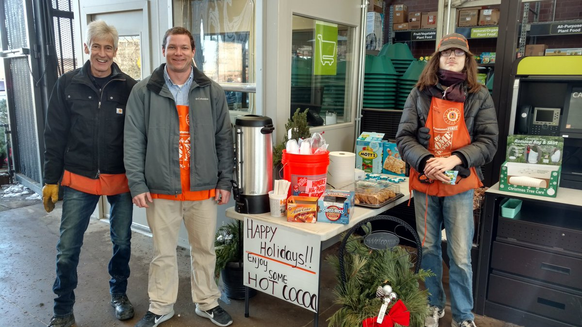 Hap Cloutier On Twitter Happy Holidays Here Homedepot St Louis