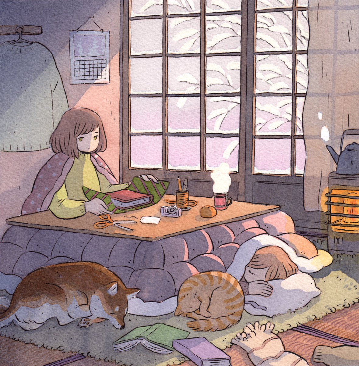 Image result for cozy by heikala
