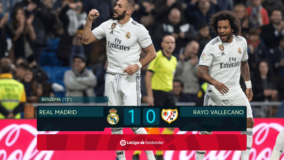 A few top saves from Courtois at the death save Real Madrid from another embarrassing result. Important 3 points nevertheless. Up next, Kashima Antlers in the Club World Cup semi-finals! #HalaMadrid