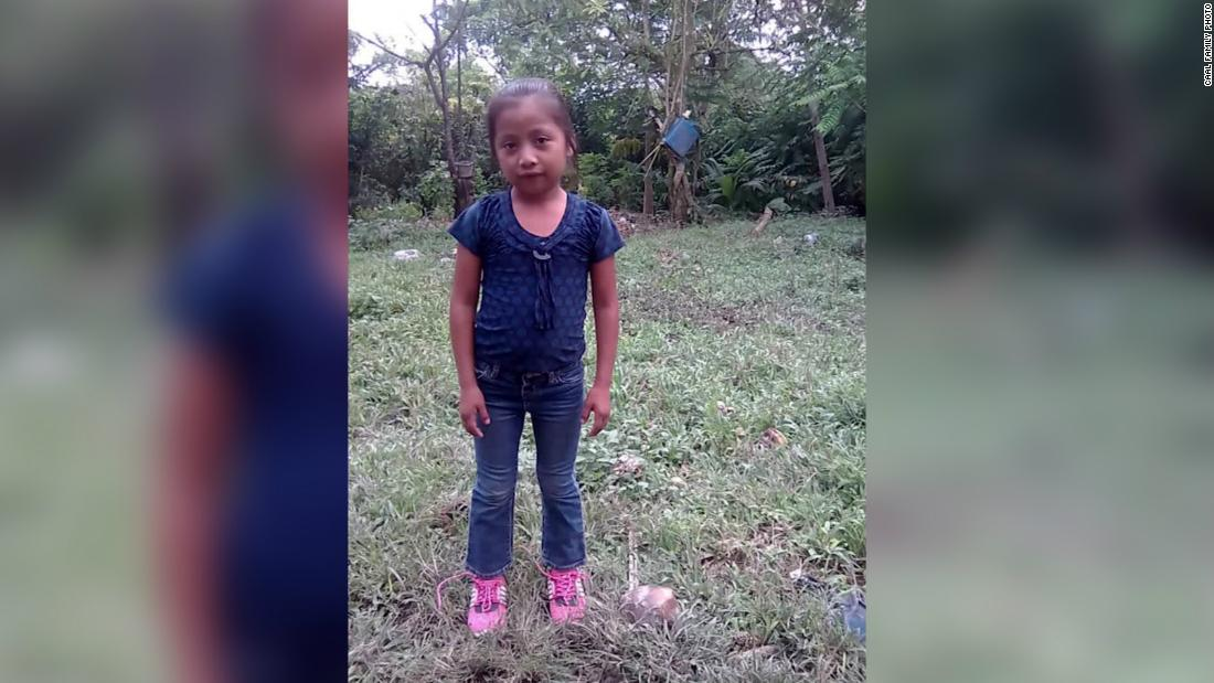 """The father of a 7-year-old Guatemalan girl who died after being detained by the US Border Patrol says he has """"no complaints"""" about her treatment, a Guatemalan consul says https://cnn.it/2PGa6no"""