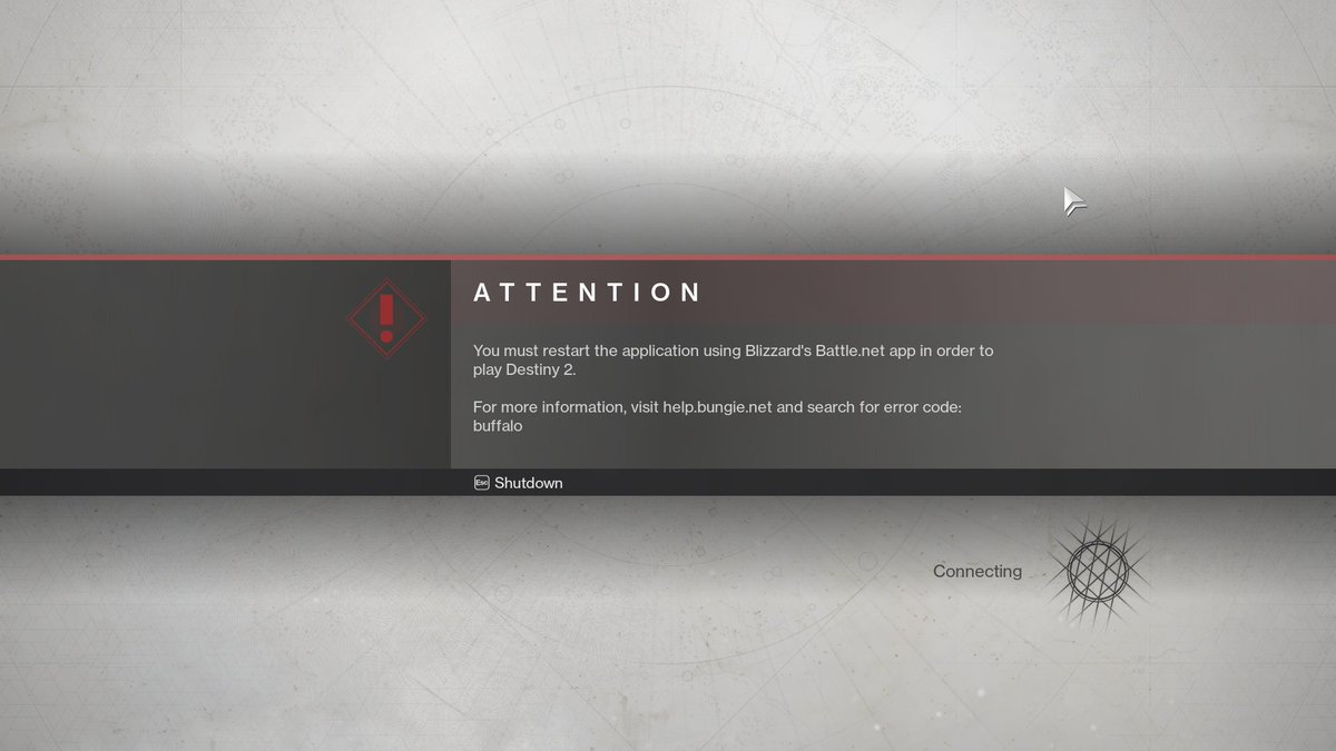 Bungie Help On Twitter The Issues Causing Destiny 2 Players On Pc