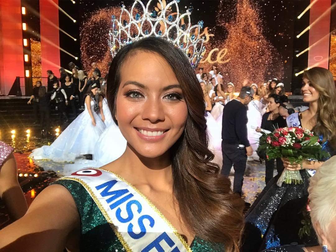 Félicitations Miss Tahiti,  @vaimalamachaves élue ce soir #MissFrance2019 ✨