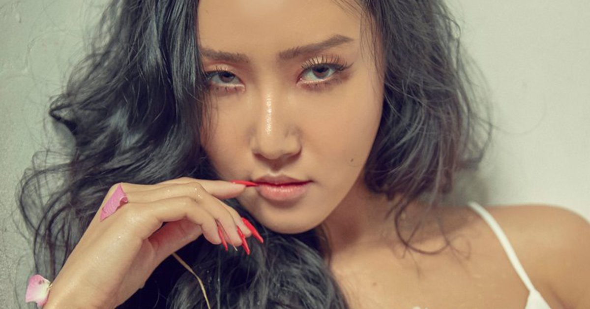 MAMAMOO's Hwa Sa tops brand values for individual girl group members in December  https://t.co/PuWQ0GbKd1
