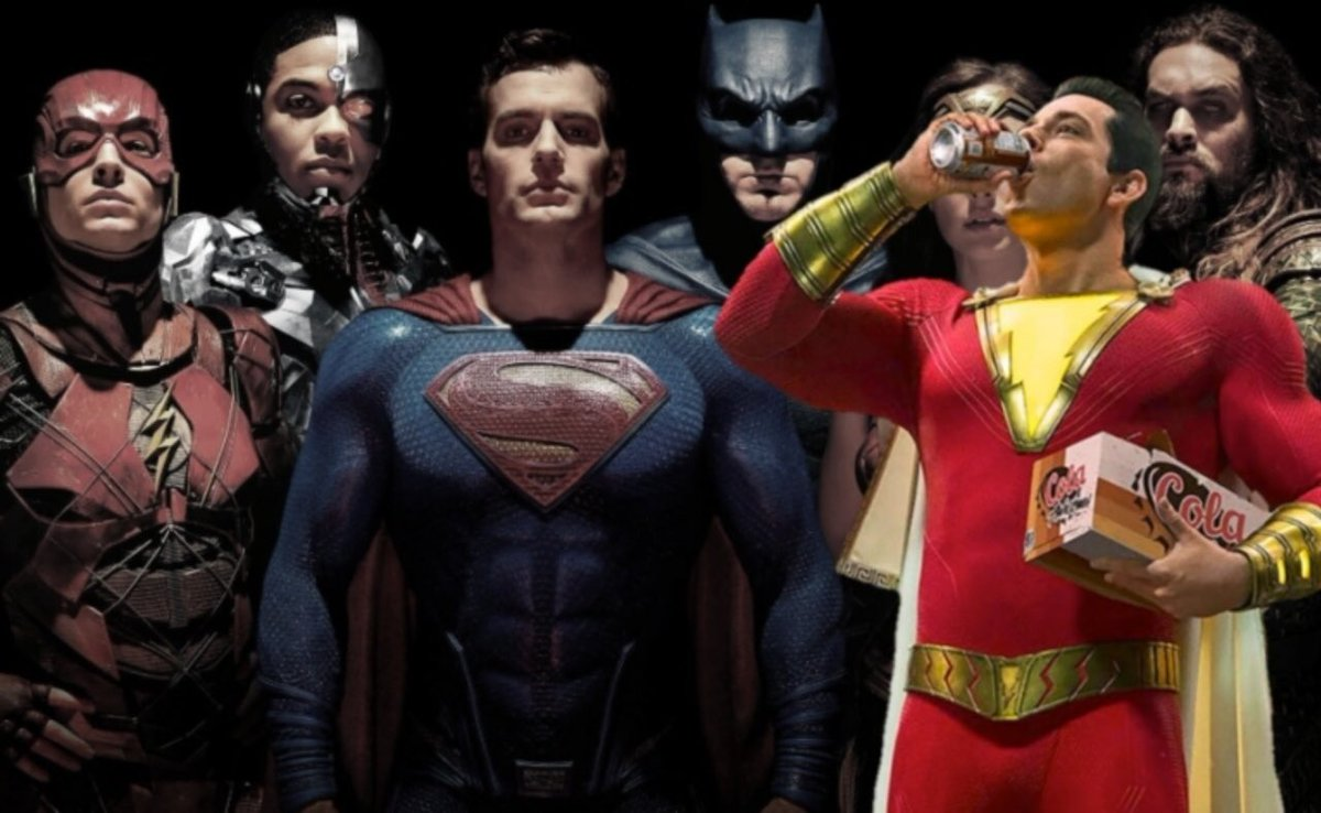RT @GeekVibesNation: Shazam! Star Discusses Movie's Inclusion in the DCEU https://t.co/n8VVHtnNXQ #Shazam #DCEU https://t.co/tPTZK6VQ0M