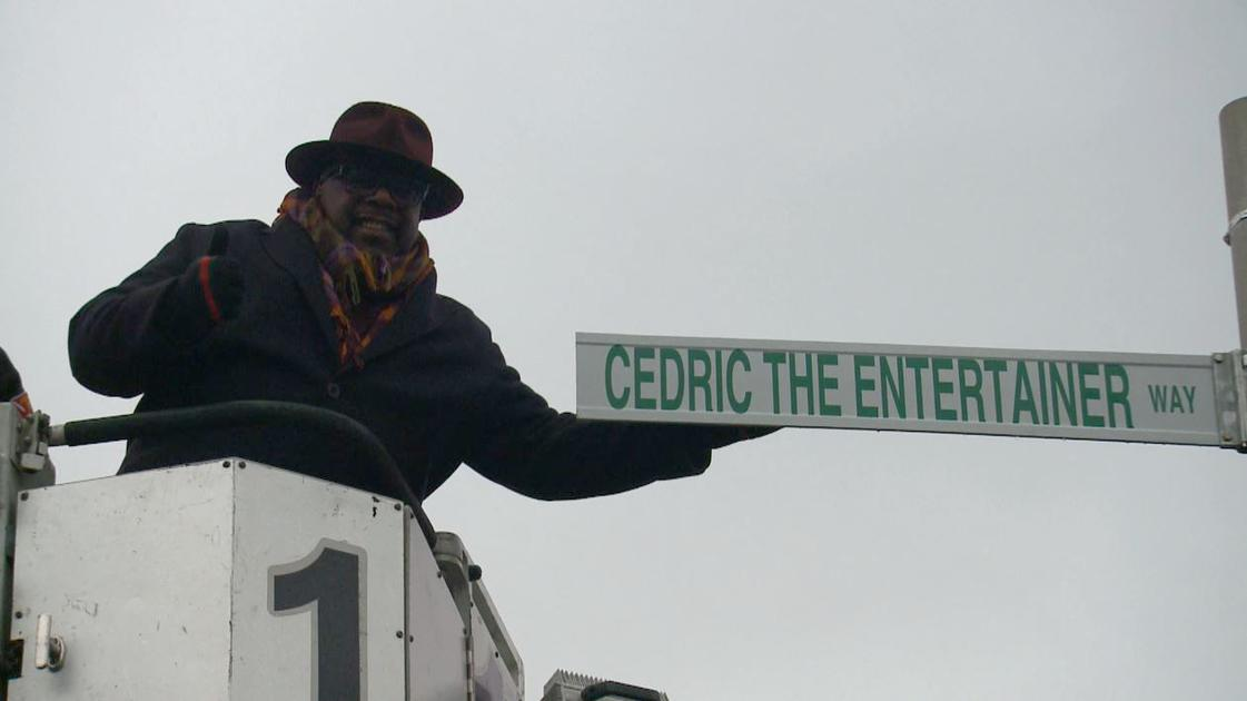 Cedric The Entertainer honored by St. Louis with a street name https://t.co/CUVwZQh3b1 #KMOV