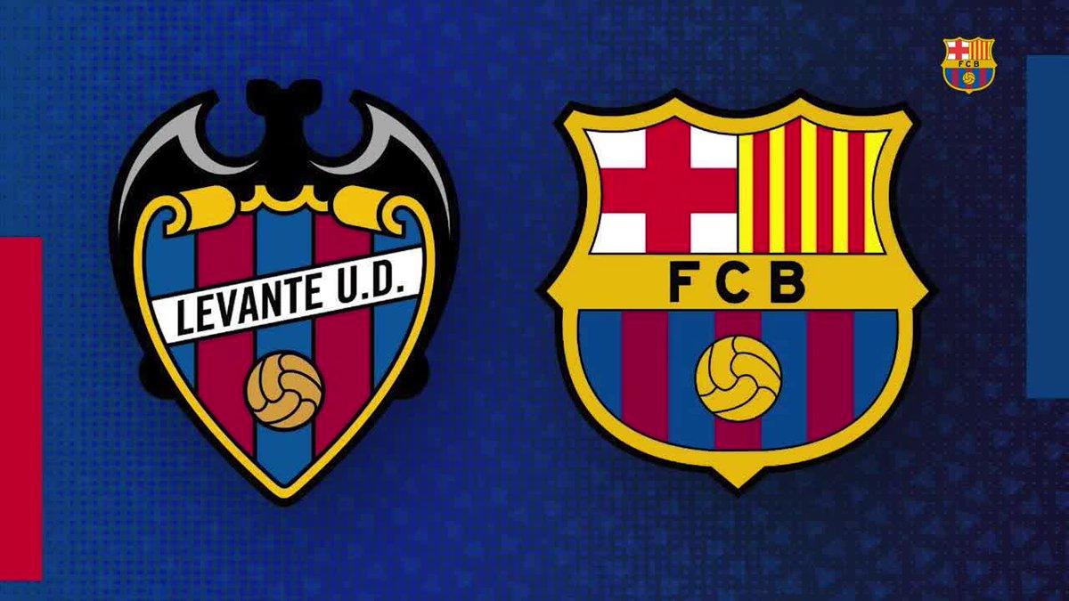 🎬 ⏩ 🎬 A rapid-fire look at Sunday's #LevanteBarça ⚽️