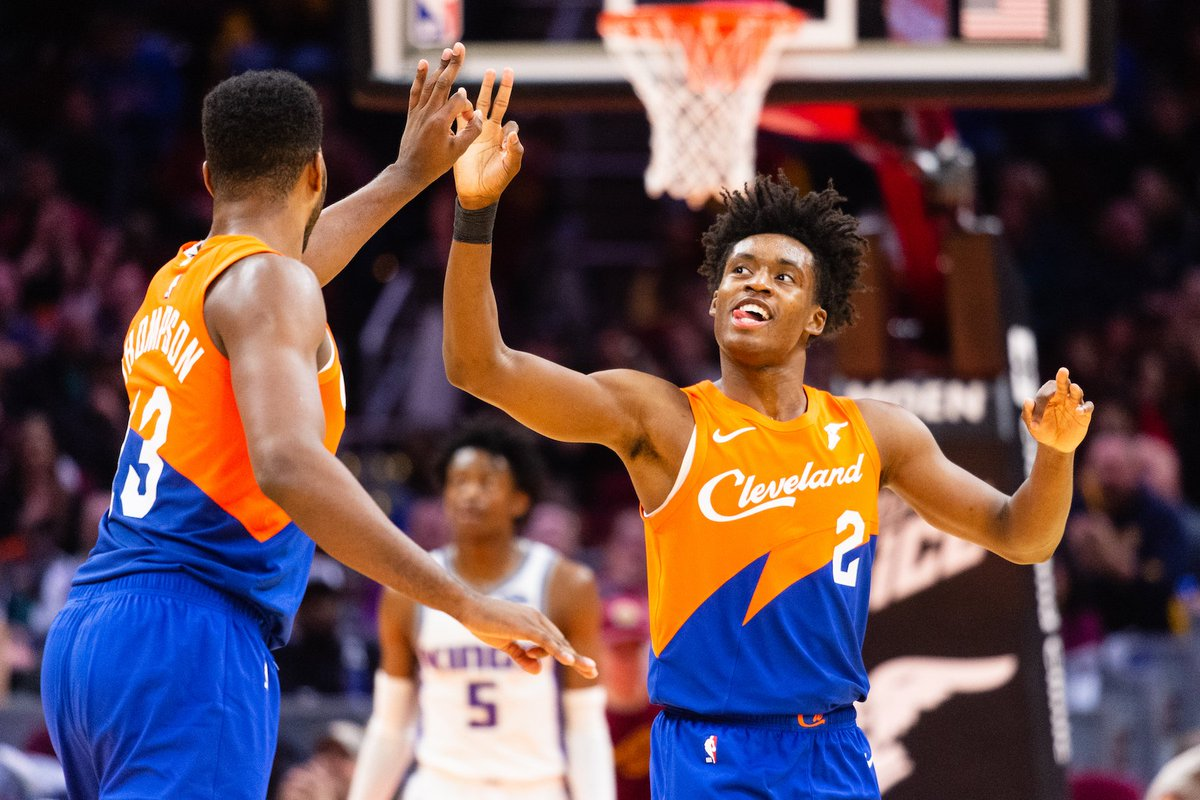 Cavs are better when Collin Sexton is starting point  Could he force himself into the ROY conversation after early season woes? https://t.co/HPLom8ZTu9
