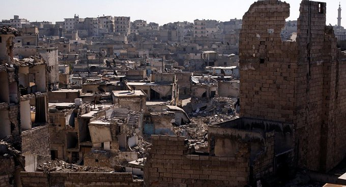 Three Syrian servicemen killed, 9 wounded due to shelling by militants #Syria Photo