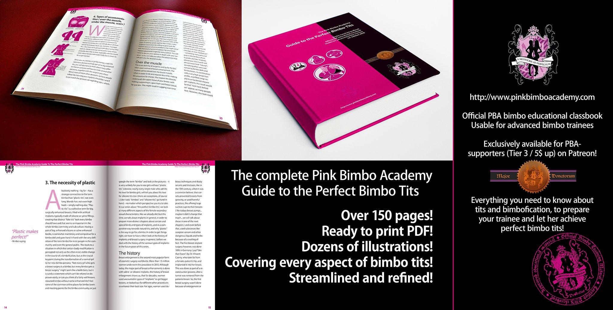 Pink Bimbo Academy on Twitter: