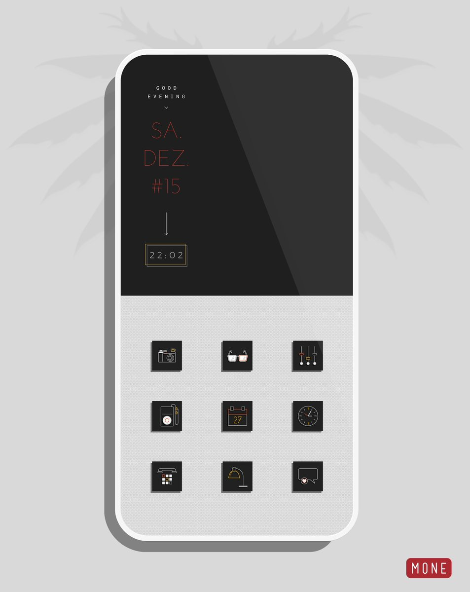 My phone tonight .. Icons my own Minomet Kwgt by @ArabiIshaque  Wallpaper by me #android #homescreen #GalaxyNote9 <br>http://pic.twitter.com/k5NbXc7u3K