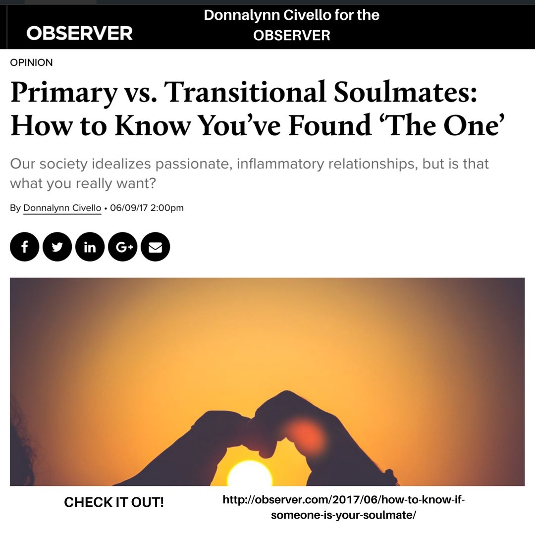 how do you know if someones your soulmate