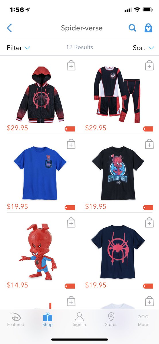 Disney is selling Spider-Verse merch. And I want to understand the legal agreement with Sony that allows it.