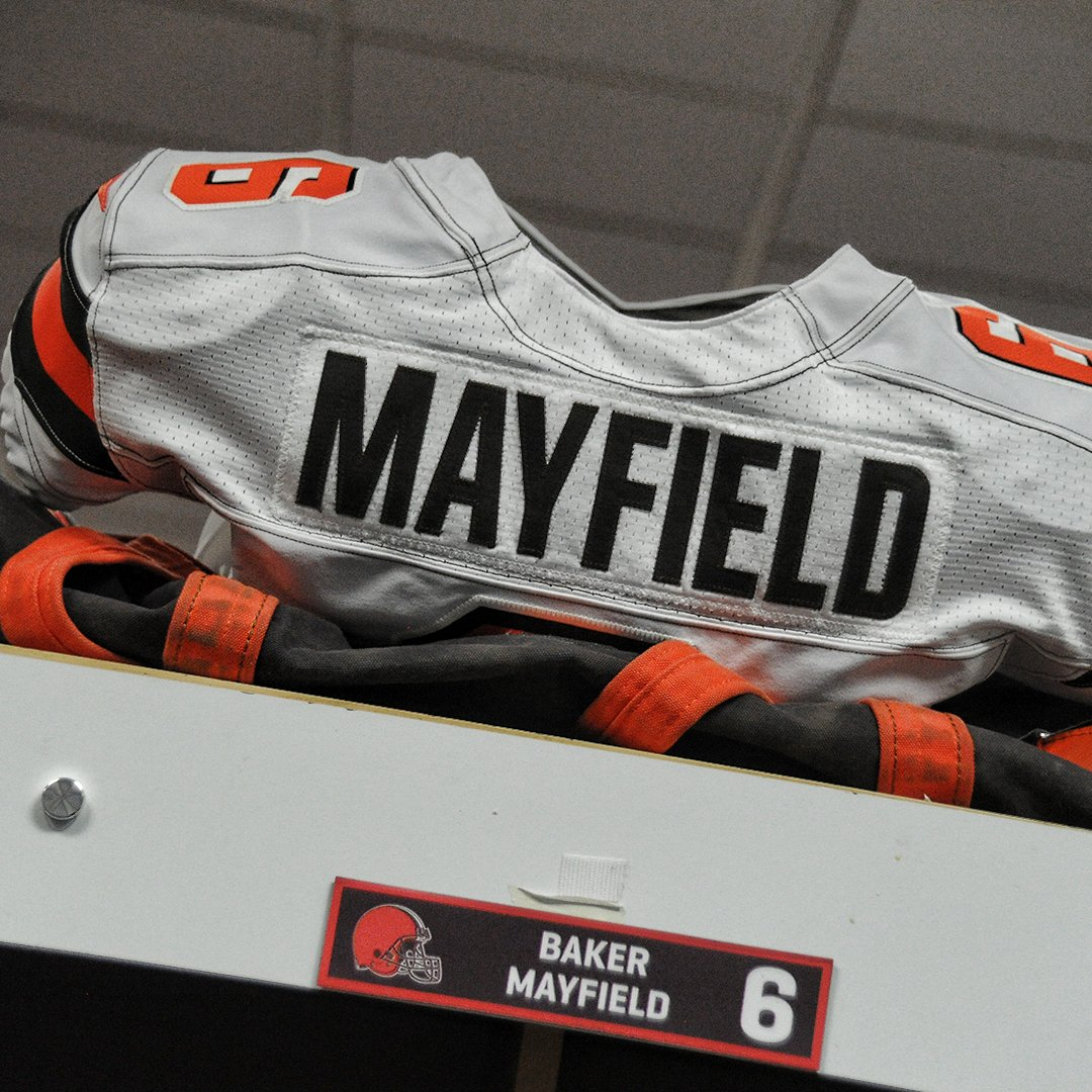 separation shoes 6eb7a e8209 Cleveland Browns on Twitter: