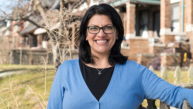 Rashida Tlaib to wear traditional Palestinian gown when she's sworn into Congress https://t.co/gmNRg7DcgQ https://t.co/CitEQAzCUF