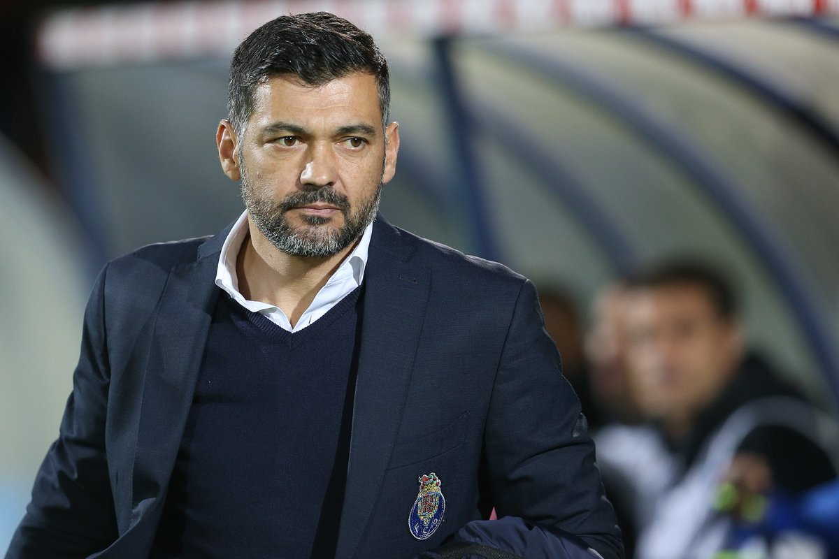 🎙@CoachConceicao: 'Não foi um jogo muito bonito, mas foi competitivo. É uma vitória justa contra uma equipa difícil, que nos fez estar sempre alerta'  #FCPorto #CDSCFCP