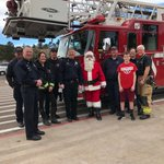 Image for the Tweet beginning: Today was EFR Christmas with