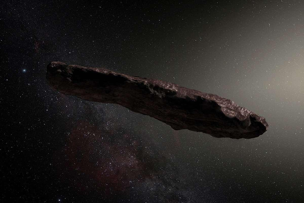 Interstellar asteroid 'Oumuamua slipped by NASA space telescope unseen https://t.co/KbF8dOyjct