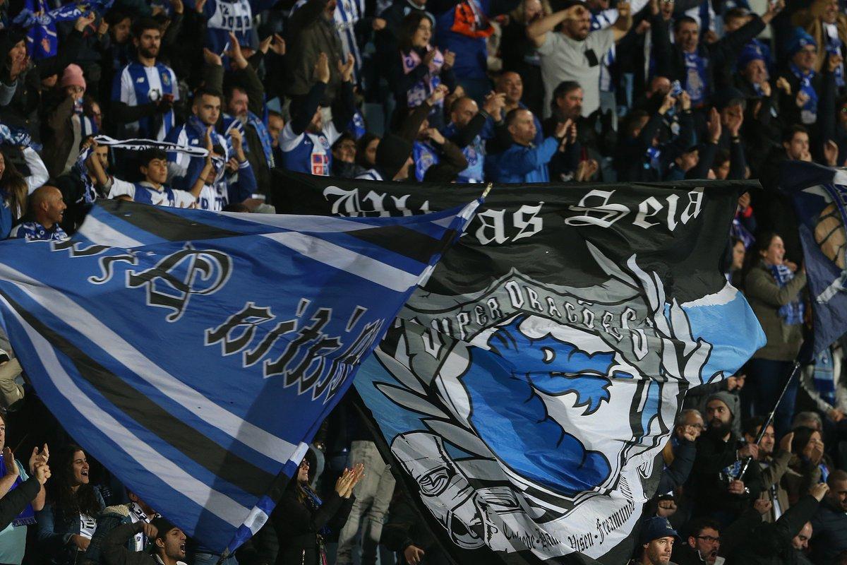 💙Obrigado #MarAzul   #FCPorto #CDSCFCP