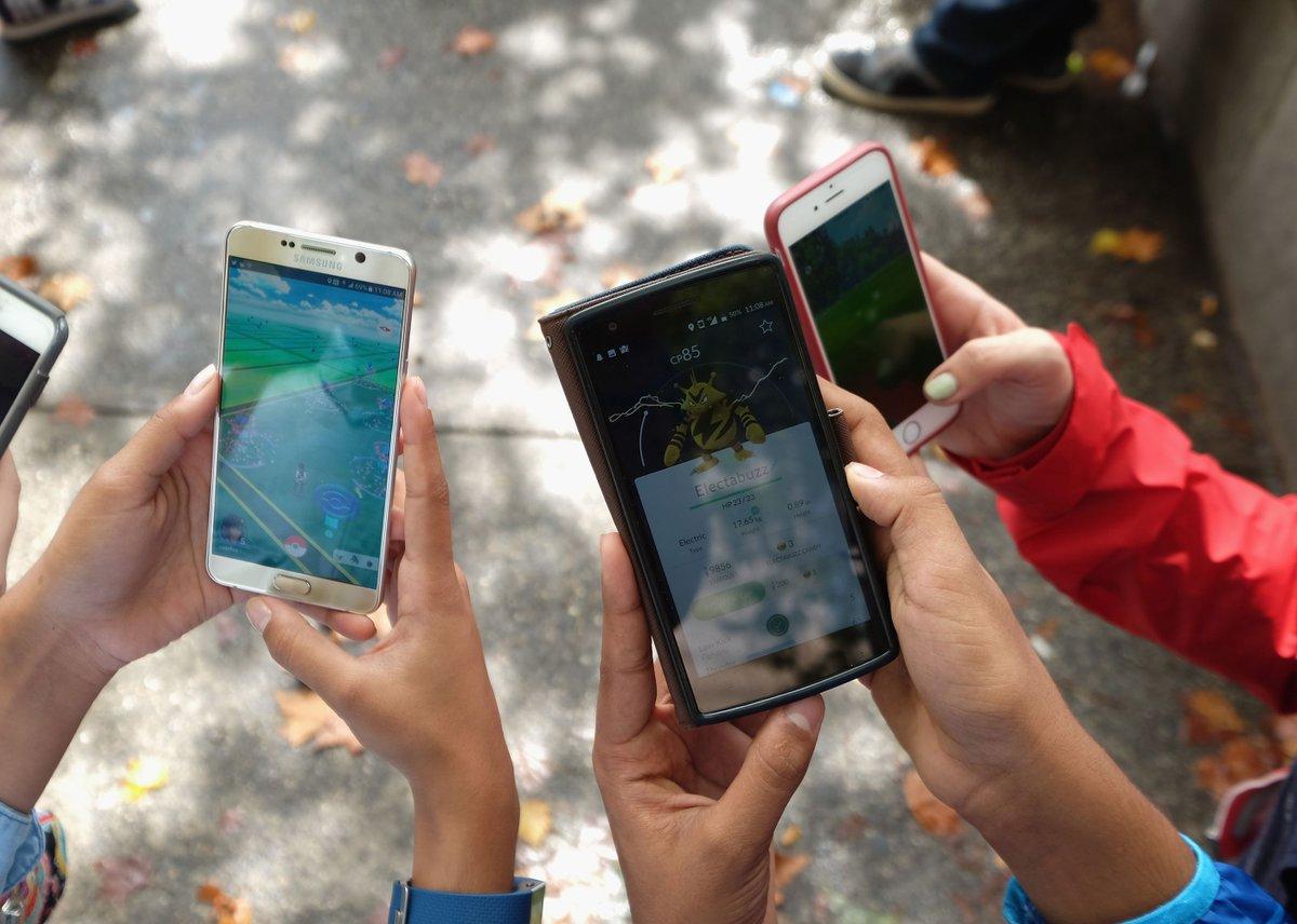 Pokémon Go maker Niantic now worth about $4 billion, says Wall Street Journal https://t.co/0GF14a3oYI
