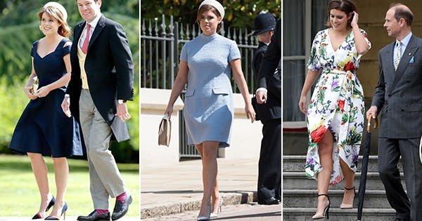 10 of Princess Eugenies Most Stylish Looks bit.ly/2zCHetz