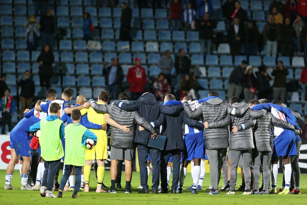 💙Juntos e na liderança  #FCPorto #CDSCFCP