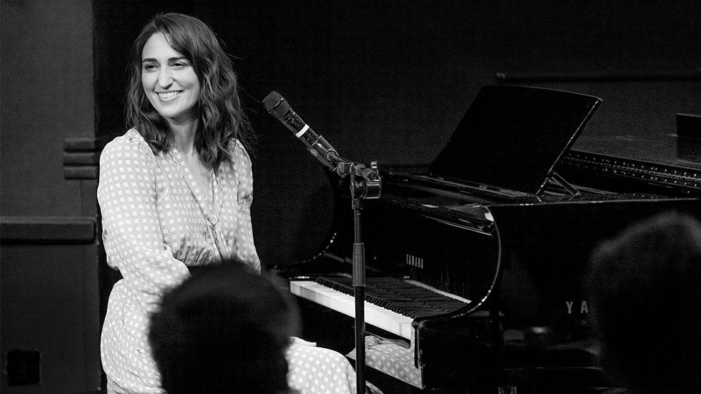 "GAY TIMES DECEMBER • SARA BAREILLES  In our latest issue, we spoke with six-time Grammy nominee Sara Bareilles about bringing her new musical Waitress to London, and how she will forever be a ""soldier of love"" amongst the LGBTQ community.   SUBSCRIBE NOW: https://t.co/kuX9MeBzV4"