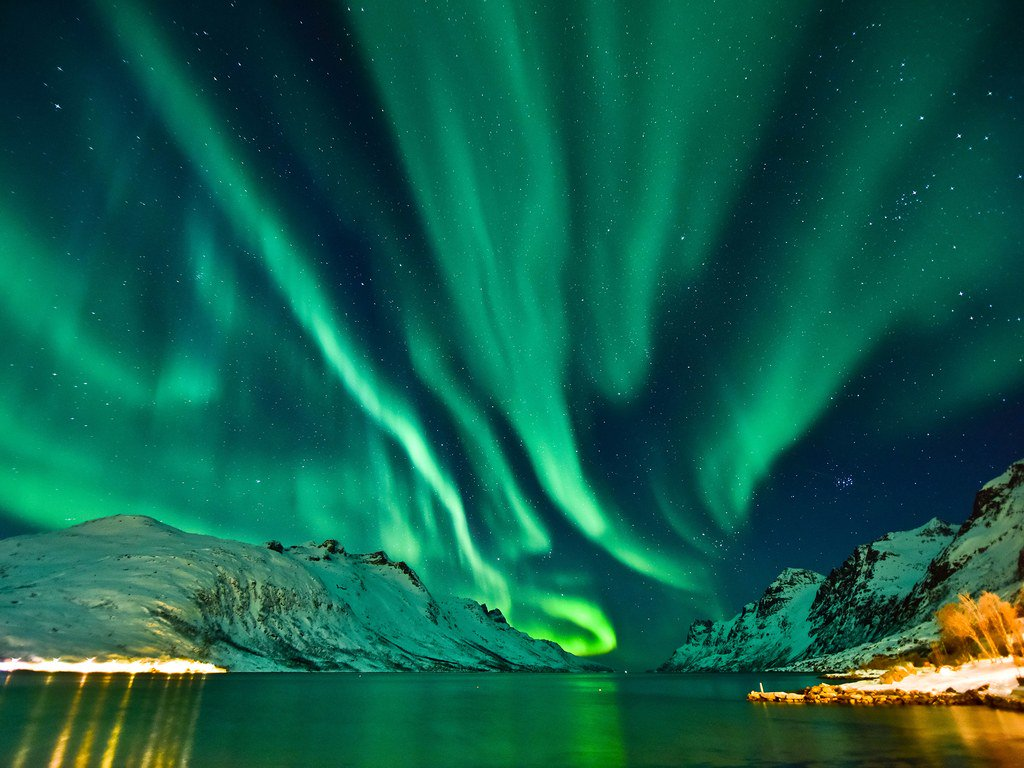 These are the 10 best places to see the Northern Lights https://t.co/F33I1A7YdG