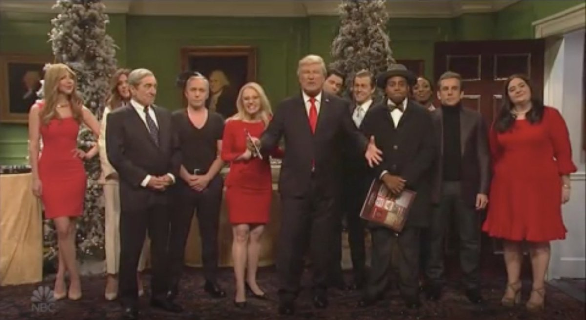 Alec Baldwin's Trump Explores a Wonderful Life Where He Was Never President in SNL Cold Open https://t.co/3PhGTk4XnQ