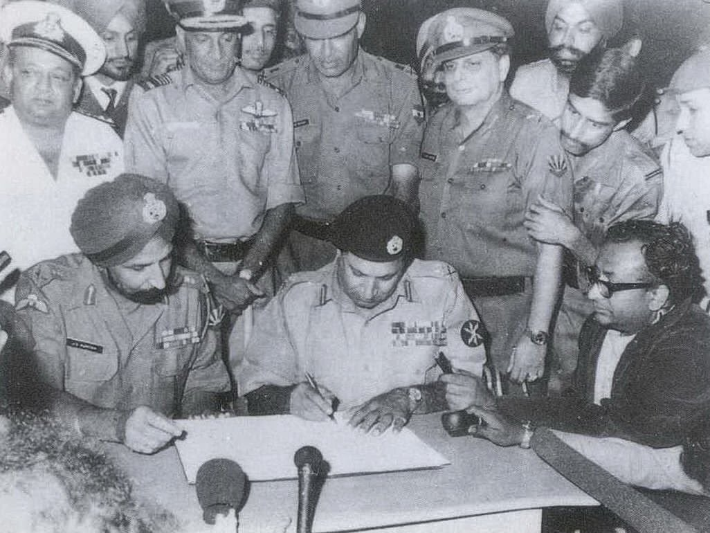 47 years ago on this day , in 1971, was a historic day for our armed forces #VijayDiwas