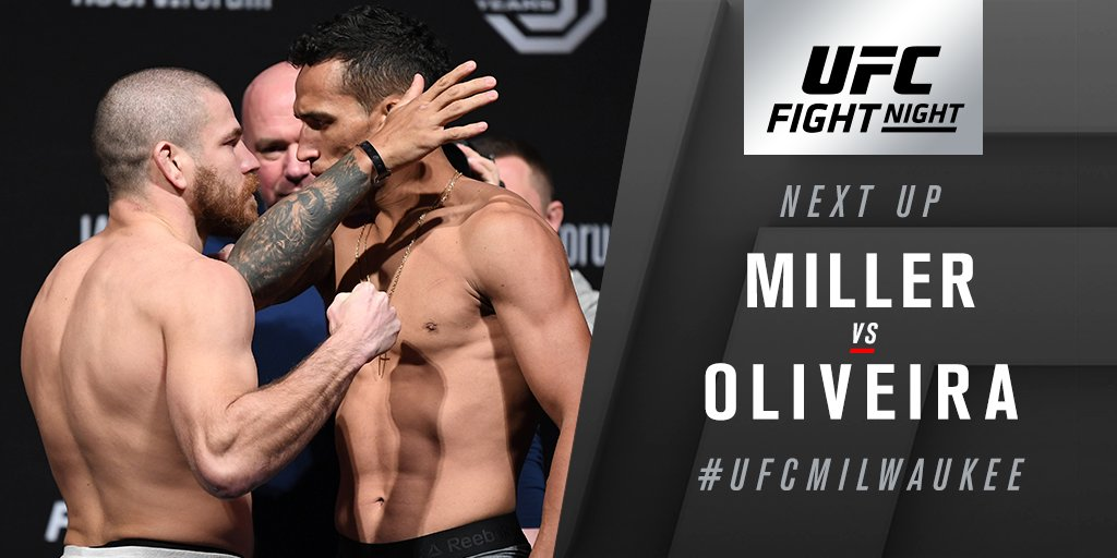 UFC on Fox 31 Results - Charles Oliveira Puts a Quick Submission on the Veteran Jim Miller -