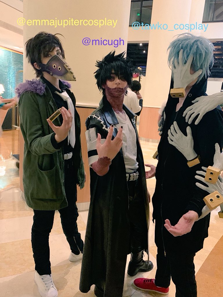 Found these awesome villains at HolMat. Pretty cool right !?@ElCidRecords @ericvale @kellengoff  #LeagueOfVillains (tagged their Instagram accounts ) <br>http://pic.twitter.com/myUzTMbIjn