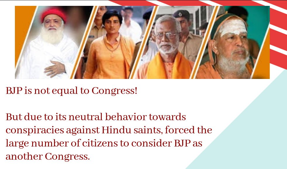 """""""Millions of disciples came ahead against Unjustified AsaramBapuVerdict, & raised their voice through 'Mann Ki Baat' but Silence of PM Modi resulted in Devotees opting for NOTA. #भाजपा_चुनाव_क्यों_हारी <br>http://pic.twitter.com/cxHUDuFH24"""""""
