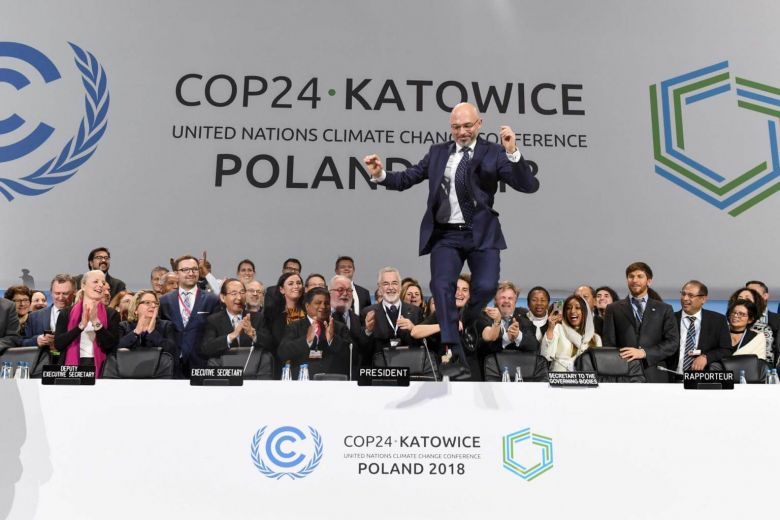Relief, joy as climate deal clinched in Poland, but many say world needs to step up action https://t.co/tO9ho25fQ0