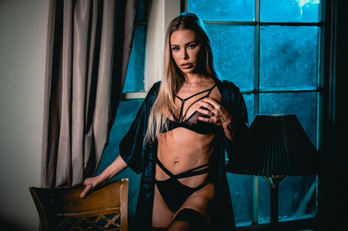 """Night Of Reckoning"" starring @XNicoleAnistonX cumming soon! https://t.co/cLsjIL3Sum"