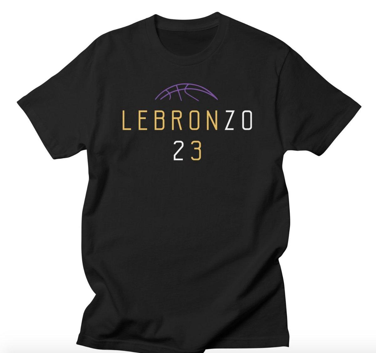 Lonzo & LeBron did that! https://t.co/cPySU0rZjZ