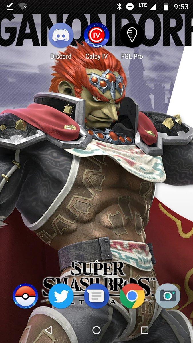 #Ganondorf #SSBU #Sexy #Epic #Perfection #Nintendo #Wallpaper pic.twitter.com/At43E5emK7