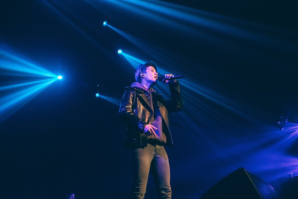 f(x) AMBER's first solo North American fan meeting tour 'gone rogue' has ended in success! Keep an eye on the authentic musician who charmed her audience with her positive energy!   #fx #에프엑스 #AMBER #엠버 #gonerogue
