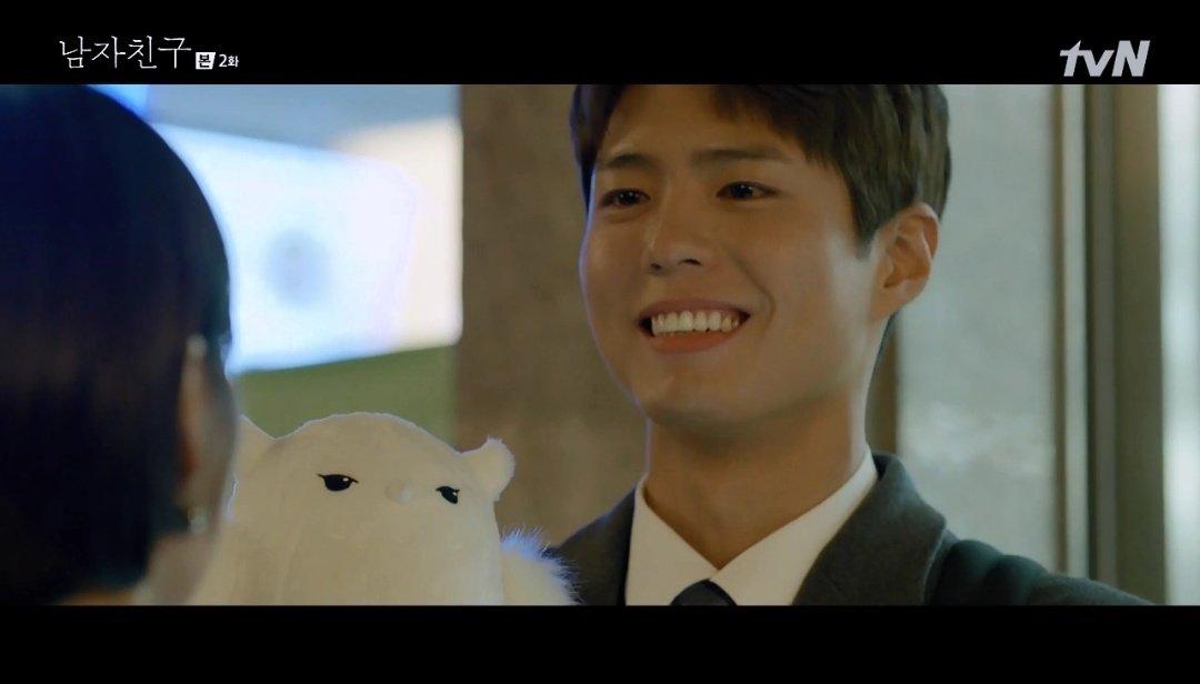 韩剧《男朋友》朴宝剑抓不到的【猫头鹰娃娃】在这里就能买到!和欧巴同款一点也不难!