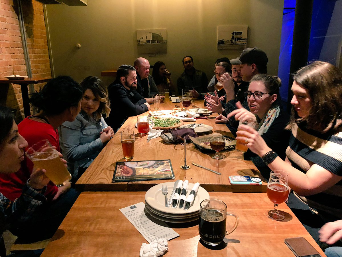A nice Saturday night #relaxing and enjoying the company of #friends and #family of @LakelandEMRes #wellness #TheLivery #bhad pic.twitter.com/Xea6jGdqqe – at The Livery Microbrewery